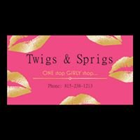 Twigs & Sprigs