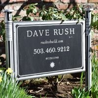 Dave Rush - Design, Build and Construction