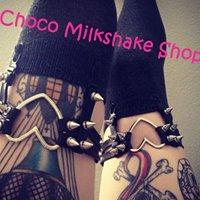 Choco Milkshake Shop - Shopping service