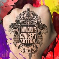 Immaculate Concept Tattoo