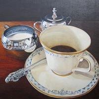 Artist Catherine Al-Rubaie