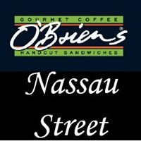 O'Briens Cafe Nassau Street
