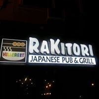 Rakitori Japanese Pub & Grill
