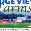 """Ridgeview Farms """"Home of the Happy Chickens"""""""