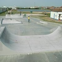 Hove Lagoon Skate Park