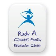Rudy. A Ciccotti Family Recreation Center