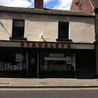 Staveleys paint and wallpaper