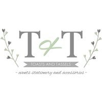 Toasts & Tassels Events Stationery