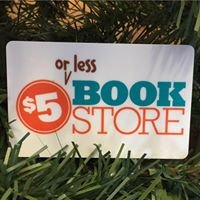 $5 Or Less Bookstore