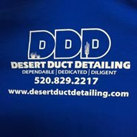 Desert Duct Detailing