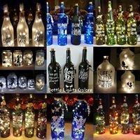 Bottle Lights Galore