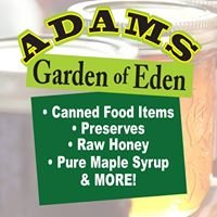 Adams Garden of Eden