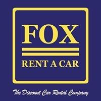 Fox Rent A Car
