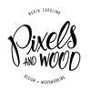 Pixels and Wood