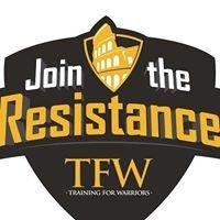 Training for Warriors - Løfteriet