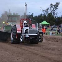 Barmedman Modified Tractor Pull