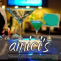 Amici's Banquet & Conference Centre, Social Club