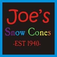 Joes Snow Cones
