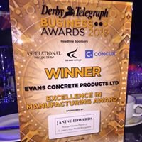 Evans Concrete Products Ltd