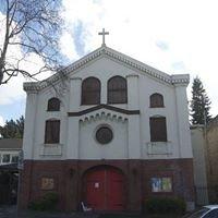 Lutheran Church of the Cross, Berkeley CA