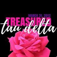 TreasureD Tau Delta Chapter