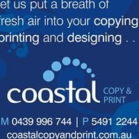 Coastal Copy and Print