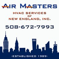 Air Masters HVAC Services of New England, Inc.