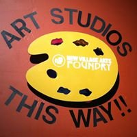 The Foundry Artist Studios at New Village Arts