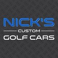 Nick's Custom Golf Cars