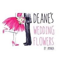 Deane's Wedding Flowers