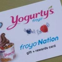 Yogurty's and Yogen Fruz Grande Prairie