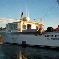 R/V Jamie Hanna - New England Research Vessel