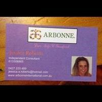 Independent Arbonne Consultant - Jessica Roberts