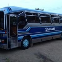 Barrett's Charter Coaches