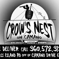 Crow's Nest on Camano