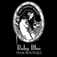 Ruby Blue Hair Boutique