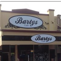 Bartys Cafe