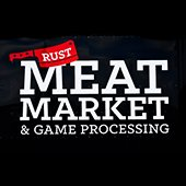 The Rust Game Place & Meat Market