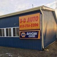 3-D Auto Repair, Inc.