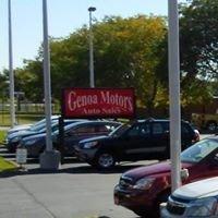 Genoa Motors Inc