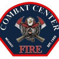 Combat Center Fire Department