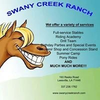 Swany Creek Ranch