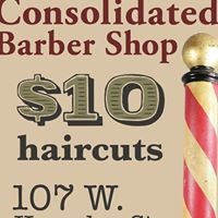 Consolidated Barber Shop
