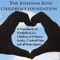 Pediatric Stroke Awareness Julianna Rose Childrens Foundation