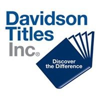 Davidson Titles, Inc.