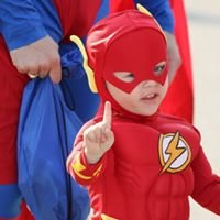 Superhero Dash 5K & 1 mile Walk and Roll