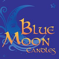 Blue Moon Candles