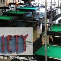 Society Billiard Cafe & Bar
