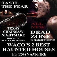 Deadzone & Chainsaw Nightmare Haunted Houses