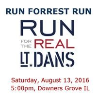 Run Forrest Run Downers Grove for the Gary Sinise Foundation